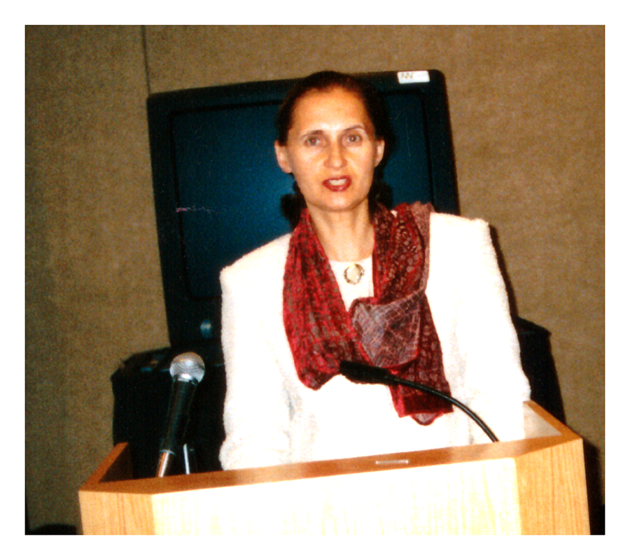 Dr. Maria Drazheva, Report